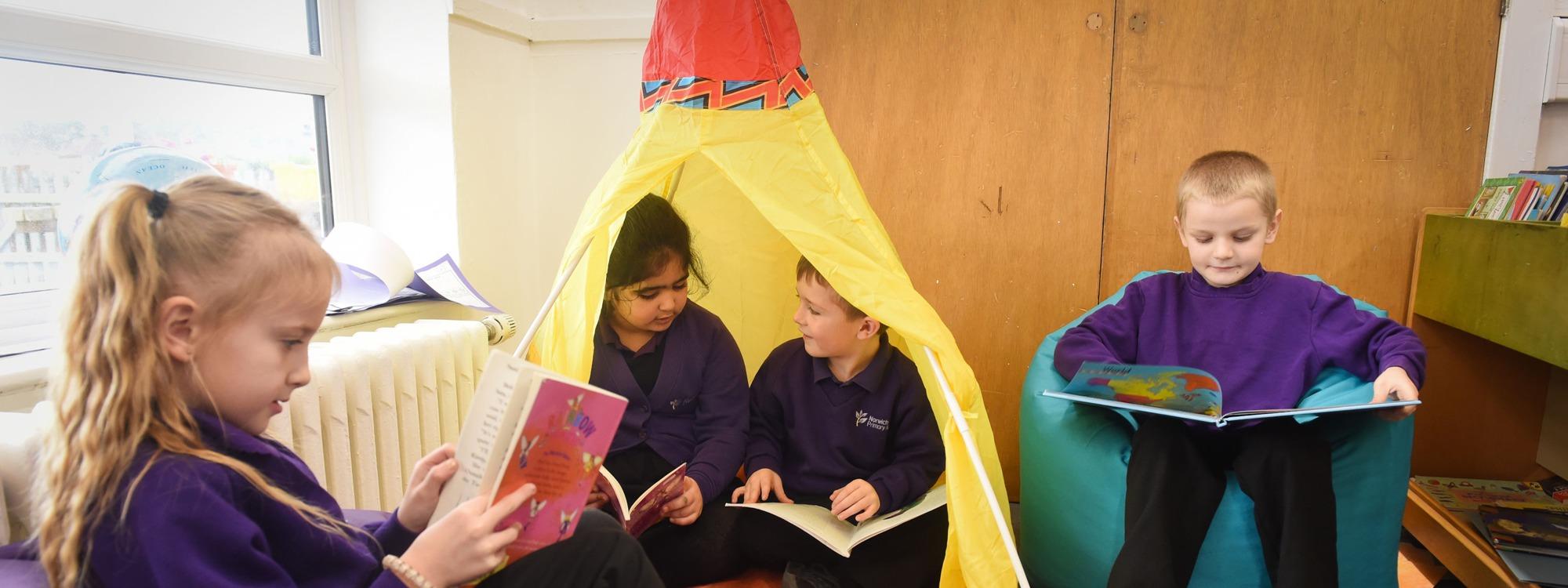 Norwich Primary 4